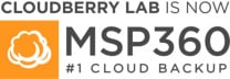 msp360 from cloudberry new logo