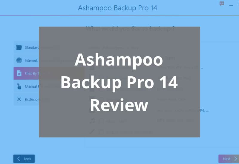 Ashampoo Backup Pro 14 Review Featured Image