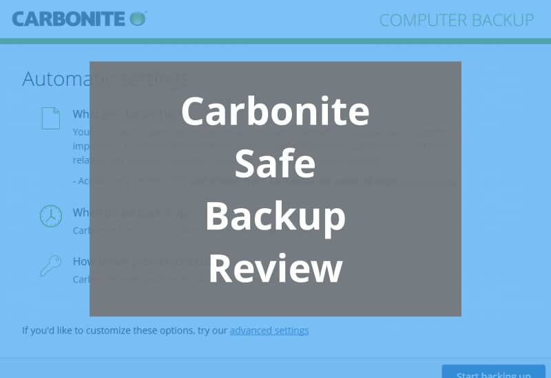 Carbonite Review Featured Image