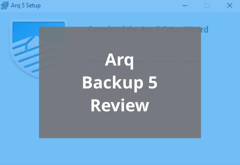 Arq Backup 5 Review Featured Image