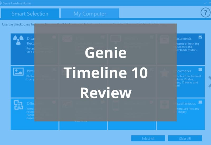 Genie Timeline Review Featured Image
