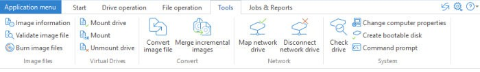 o&o diskimage 15 additional tools