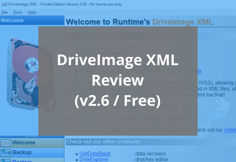 Driveimage Xml Review Featured Image