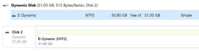 easeus partition master dynamic disk