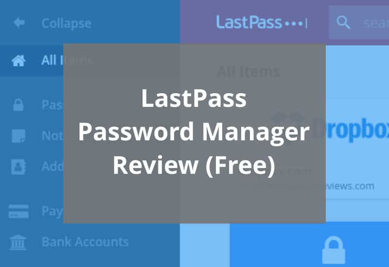 lastpass review featured image