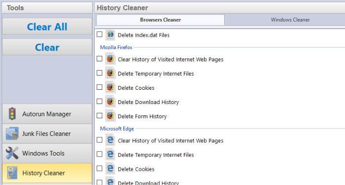 revo uninstaller pro history cleaner