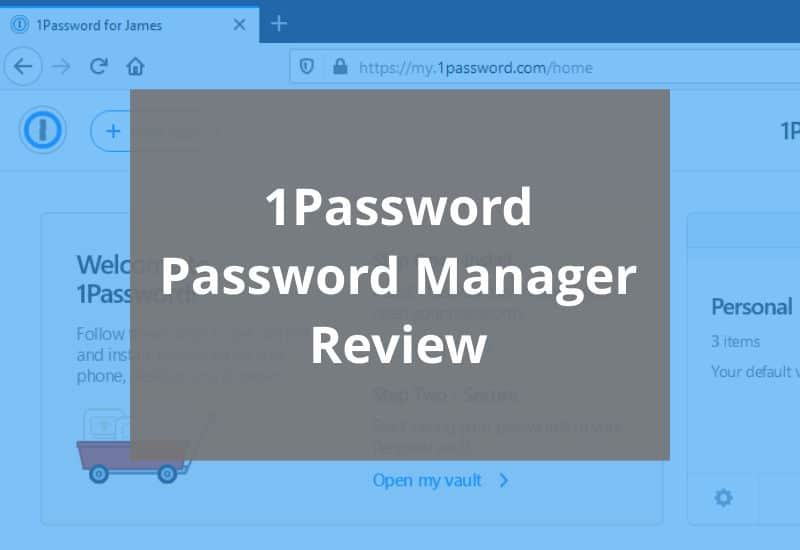 1password review featured image