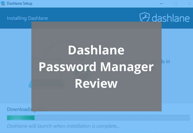 dashlane review featured image