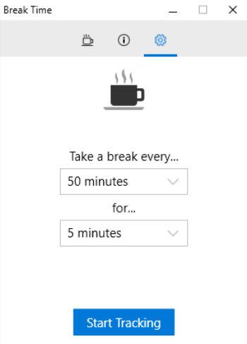parallels toolbox break time tool