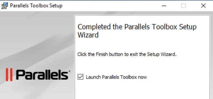 paralells toolbox review installer