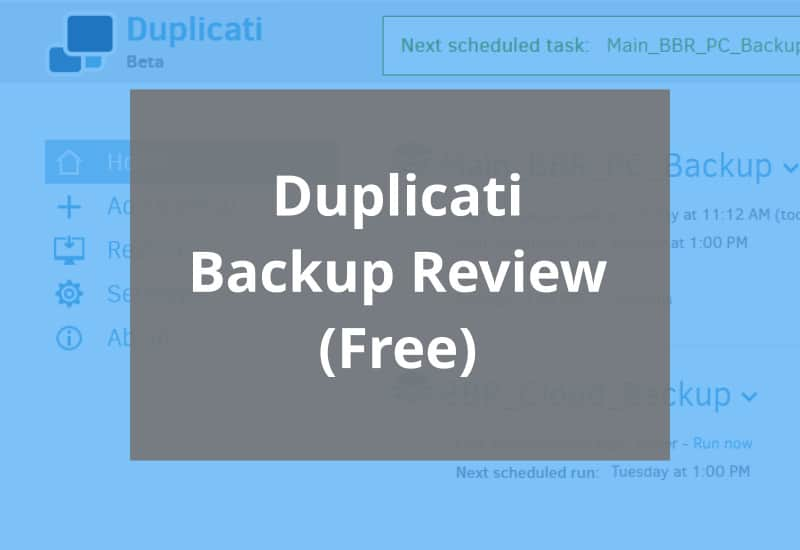 duplicati backup review featured image