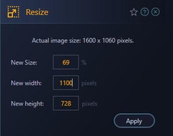 photo optimizer 8 individual tool settings
