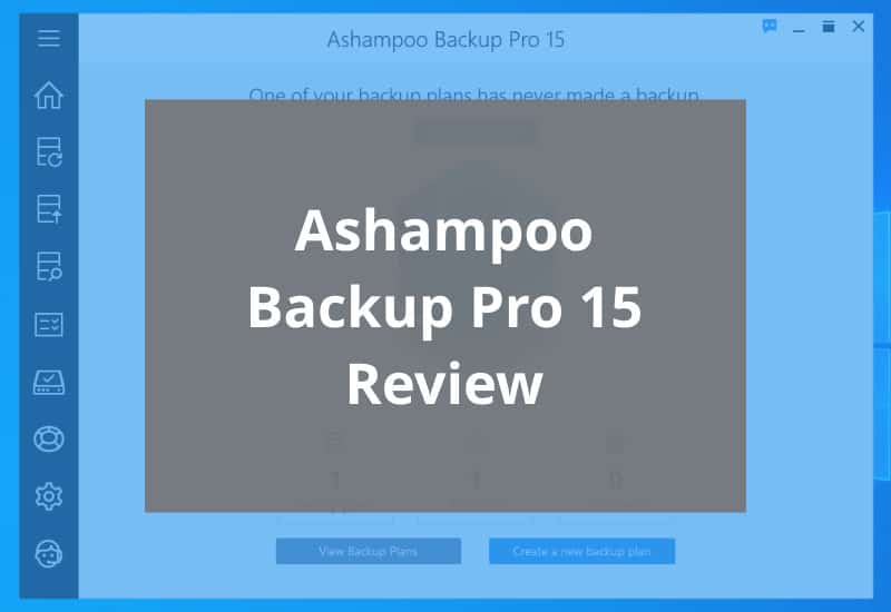 ashampoo backup pro 15 review featured image