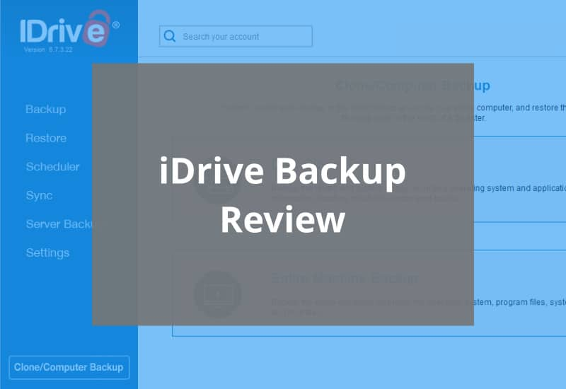 idrive review featured image