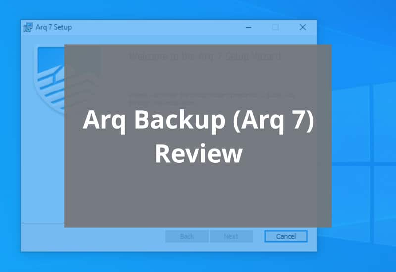 arq 7 backup review featured image