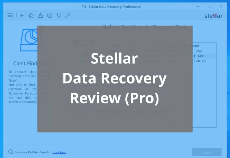 stellar data recovery review featured image