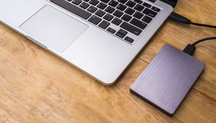 how to backup external drive - drive and laptop
