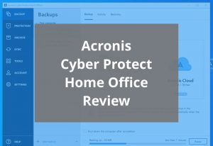 acronis cyber protect home office featured image