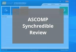 ascomp synchredible review featured image
