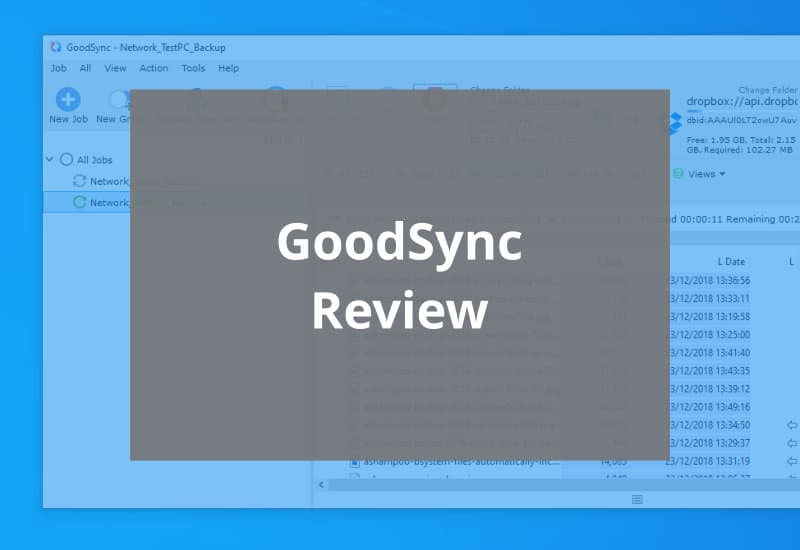 goodsync review featured image